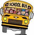 loaded school bus